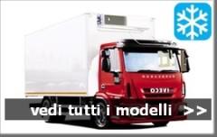Noleggio Camion Frigo Verona
