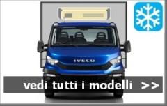 Noleggio furgone frigo Verona