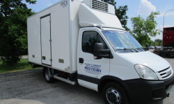 furgone frigo a noleggio